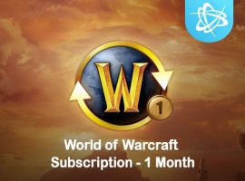 World of Warcraft 1 Month Subscription